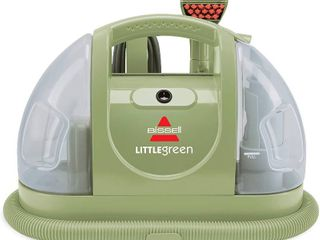 Green Bissell Vacuum