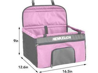 Dog Carrier Booster Backpack