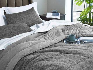 Grey Comforter