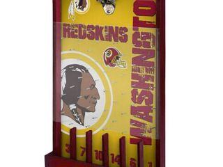 Washington Redskins Bottlecap Plinko