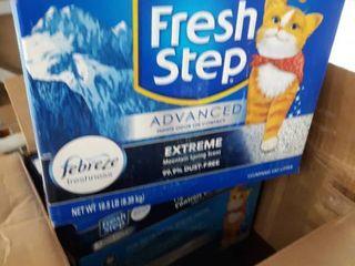 Fresh Step Advanced with Febreze