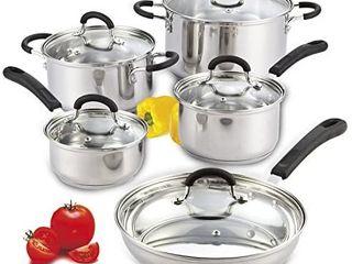 NeWay Housewares 10 piece cooking set