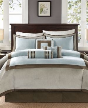 Home Essence Beverly 7 Piece Comforter Set