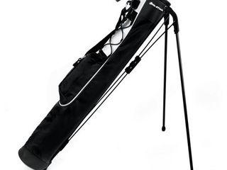 Orlimar Pitch and Putt Golf lightweight Stand Carry Bag  Black