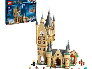 lego Harry Potter Hogwarts Astronomy Tower 75969  Great Gift For Kids Who lov