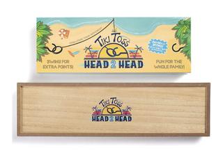 Tiki Toss Head 2 Head