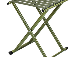 Green Fold Out Chair