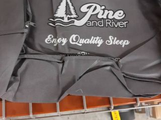 Pine and River large Blanket
