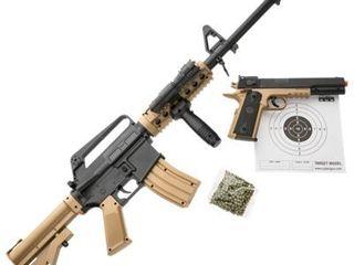 Colt M4 Rifle and Pistol Kit