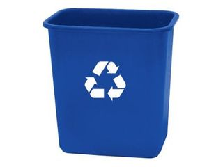 Rough   Rugged 7 Gallon Recycling Bin