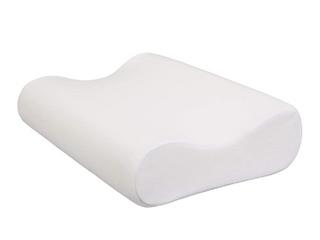 Amazon Basics Memory Foam Contour Pillow   20 x 15 x 5 Inches  Mini