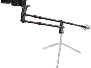Neewer 70 inches  177 centimeters Aluminum Alloy Jib Arm Camera Crane  Retails 109 99