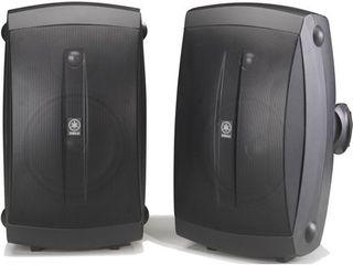 Yamaha 130W All Weather Speaker System   Black  Retails 149 95