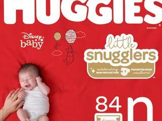Huggies little Snugglers Diapers   Newborn  88ct
