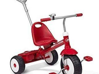 Radio Flyer Deluxe Steer   Stroll Trike  Retails 65 99