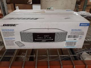 Bose Wave IV Music System   Black BlACK