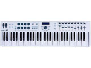 Arturia Keylab 61 Essential 61 Key USB MIDI Keyboard Controller w  Software