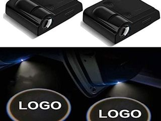 Wireless Car Door logo light for lexus  lED Car Door Courtesy Welcome Projector light 4 Pack