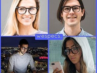 WESPECS Blue Blocking Digital Computer Glasses