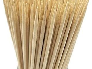 14  Natural Bamboo Skewers Sticks for BBQi1 4Kabobi1 4Grillingi1 4Barbecuei1 4Kitcheni1 4Roastingi1 4Marshmallowsi1 4Plant Stakesi1 4Crafting I 4mm  More 124pcs