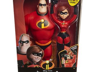Incredibles 2 Power Couple 12  Figures