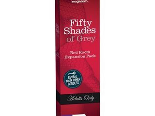 Fifty Shades of Grey Expansion Pack Card Game  Red Room Edition