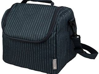 Frontier Natural 229645 Insulated Cooler Bag  Pinstripe