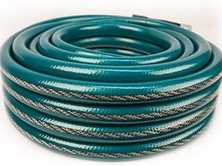 Teknor Apex Neverkink 8615 75  Heavy duty garden hose 5 8 inch  75ft  Retails 65 70