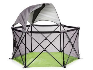 POP  Pop N  Play Ultimate Playard  48  with Canopy  Retails 114 99
