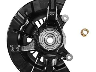 A Premium Steering Knuckle   Hub Bearing Assembly Compatible with Toyota Camry 2012 2017 Front left  RETAIl PRICE  109