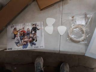 Music Alley Ma 34 bk Acoustic Beginner Guitar Pack Black