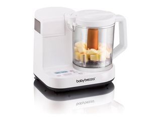 Baby Brezza Food Blender and Processor White  Retails 99 99