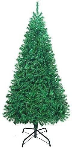 UHINOOS Hinged Artificial Christmas Tree  4FT  Retails 44 98