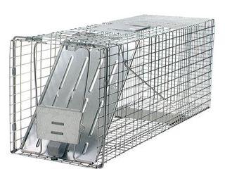 Havahart large 1 Door Animal Trap  Retails 67 99