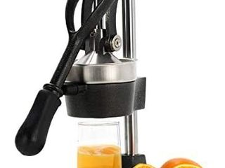 Crew   Axel Citrus Juicer Professional Hand Press  Retails 55 99