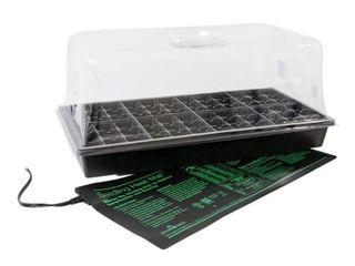 Hydrofarm CK64060 Hot House  Heat Mat Included