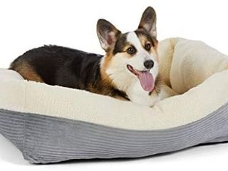 Amazon Basics Warming Pet Bed For Cats or Dogs  Retail price 33