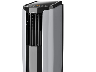 TOSOT 8 000 BTU Portable Air Conditioner Quiet  Remote Control  Built in Dehumidifier  Fan   Cool Rooms Up to 300 Square Feet