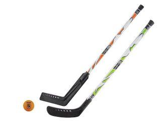 Franklin Sports NHl Youth Street Hockey Goalie Player Stick Set  RETAIl PRICE 29 99