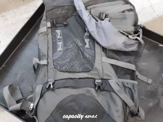 Outdoor 65 5l Grey Hiking Bag