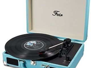 Sony PSlX300USB  Turquoise Stereo Turntable with USB input RETAIl PRICE 59 99