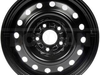 Dorman 939 118 Wheel For Hyundai Sonata  Black Finish  New Retail   49 07