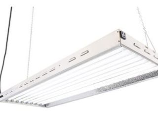 Doublelux Florescent light System 8 Tubes Included
