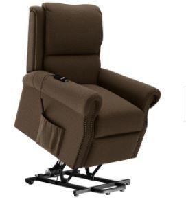 Copper Grove Edy Power Recline and lift Chair  Retail 641 99
