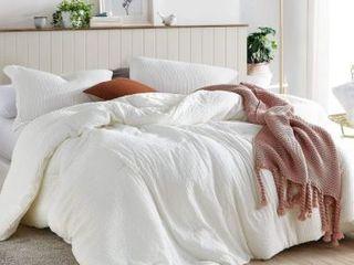 B Design Queen Angelic Oversized Comforter Set 100  Cotton