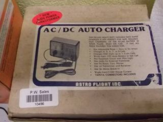 AC DC auto charger