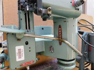 Consew commercial sewing unit