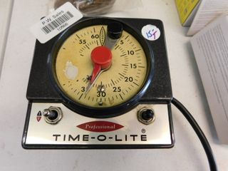 Electric Time O lite timer
