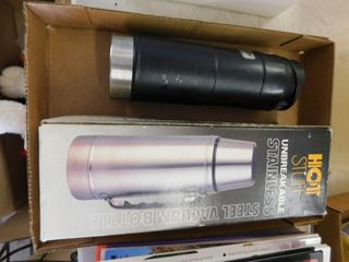2 nice Stanley thermos