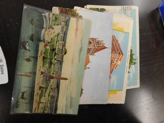 Miscellaneous vintage post cards